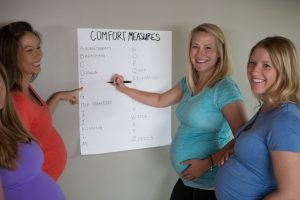 Childbirth Education Class at St. Paul Birth Center