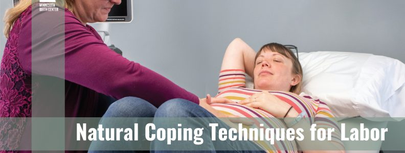 Natural Coping Techniques for Labor